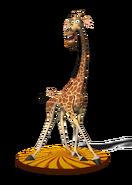 Melman madagascar 3