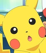 Pikachu in Pokemon Mewtwo Prologue to Awakening