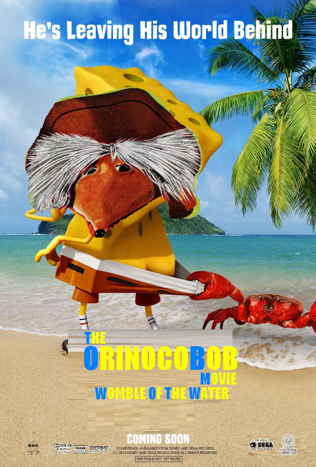 The Orinoco Movie: Womble Out of Water