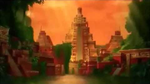 The Road to El Dorado (TheFoxPrince11 Style) Trailer
