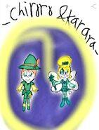 2020 Chiroro & Karara's Peter Pan parody