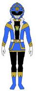 Blue Strato Ranger