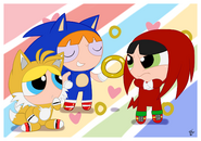 PPG Sonic the Hedgehog