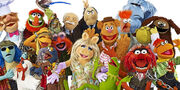 The muppets 28058