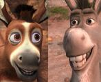 Bo the Donkey and Donkey (Shrek)