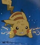 Pikachu in Pokemon 3 the Movie