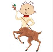 Stanley Griff the centaur