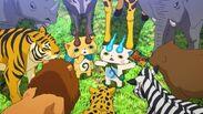 Yo-Kai Watch Wild Exotic Animals