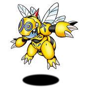 Honeybeemon (Full Picture)