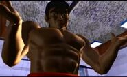 Marshall Law (Tekken 2)