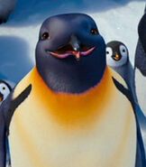 Miss Viola in Happy Feet Two