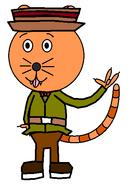 Mr Comquateater (secret agent)