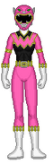 Pink Space Jungle Ranger