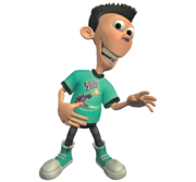 Sheen jimmy neutron
