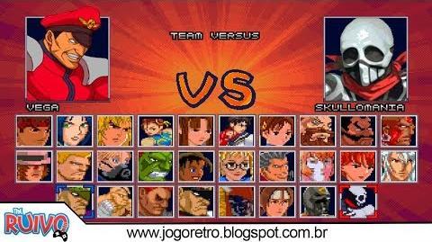 Video - Street Fighter EX Hard Battle 2 0 MUGEN UPDATE 2018 (Estilo
