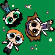 The Potterpuff Trio