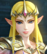Zelda in Hyrule Warriors