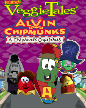 A Chipmunk Christmas 2000 DVD