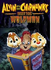 Alvin and his sons meet wolfman