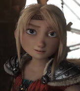 Astrid in How To Train Your Dragon- The Hidden World