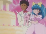 Brock and Temacu's fantasy wedding