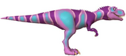 Dinosaur Train Daspletosaurus