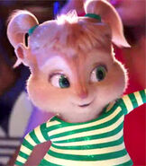 Eleanor Miller in Alvin and The Chipmunks The Road Chip
