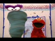 God is So Angry And It's Too Windy and Rainy in Elmo's World For God to Stay If God is Angry at Elmo So God has to Calm Down But Noah Found Grace in the Eyes of the Angry Lord