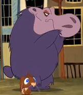 Hippobear