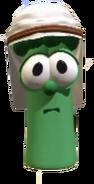 Junior Asparagus as Dave
