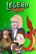 Legend Quest (2017) (Davidchannel's Version) (Remake) Poster