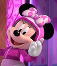 Minnie Mouse in Mickey and the Roadster Racers