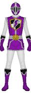 Purple Divine Knight Ranger