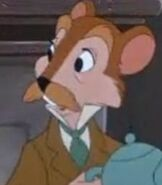 Rat in The Adventures of Ichabod and Mr. Toad