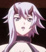 Shizuka in Queen's Blade