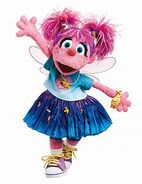 Abby Cadabby new outfit
