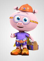 Alpha Pig