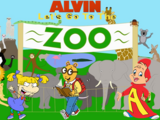 Alvin Let's Go To The Zoo