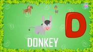 Baby Time Donkey