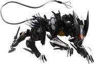 Blade Wolf (Metal Gear Rising) as Bulldog