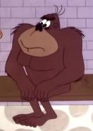 GOTJ 1967 Gorilla