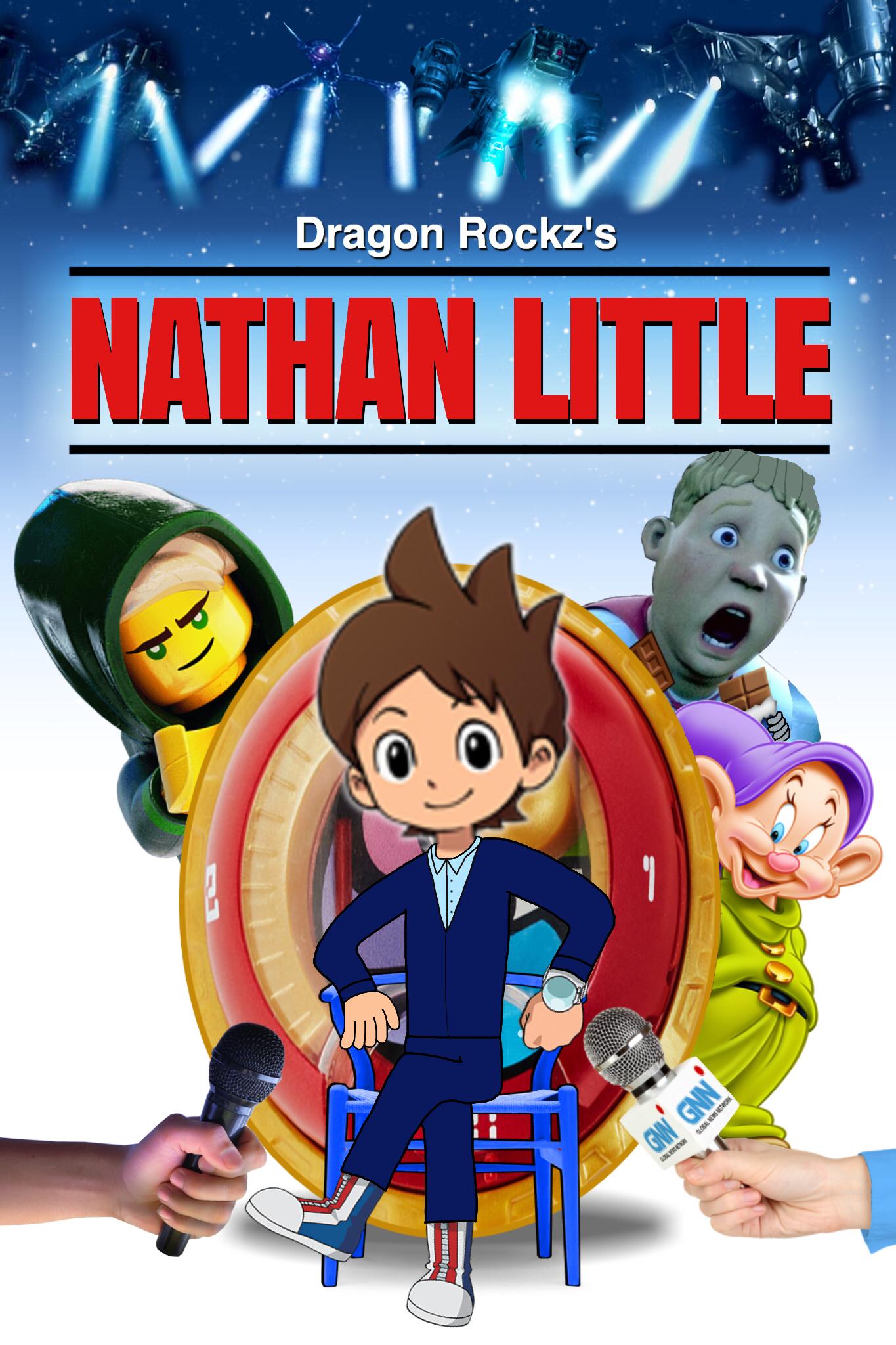 Nathan Little The Parody Wiki Fandom Powered By Wikia