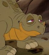 Spike in The Land Before Time 3 The Time of the Great Giving