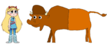 Star meets Wisent