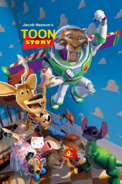 Toon Story (Jacob Hanson Version) Poster