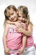 7491 stock-photo-girl-twin-children