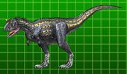 Carnotaurus kyoryu-king