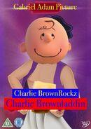 Charlie Brownladdin (1992; Movie Poster)-0