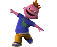 Gerald (Sid the Science Kid)