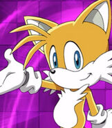 Miles Tails Prower in Sonic X